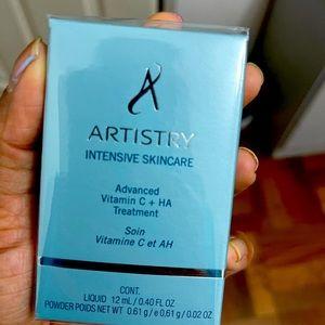 Artistry Vitamin C+ HA treatment